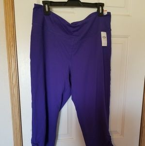 Maurices In Motion size 2 capris NEW